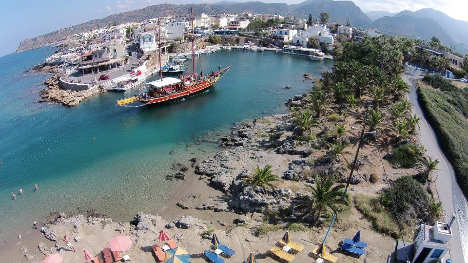 LAST MINUTE, Kreta Sissi. Onverwacht vrijgekomen 29 augustus tot en met 16 september 2017. Deze periode vliegtickets € 368,- of € 279,- + tussenstop.