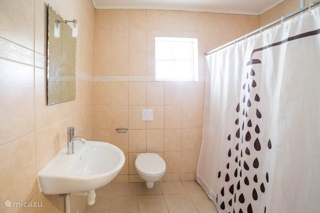 Badkamer grote slaapkamer