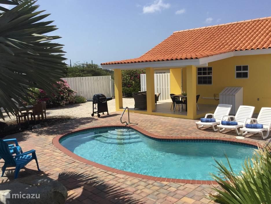 Vacation rental Aruba, Paradera, Casibari holiday house Casa Bonita