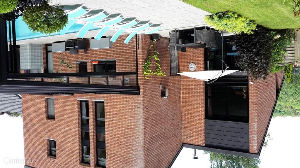 Vakantiehuis België, Ardennen – villa Wellness Villa  Romantica