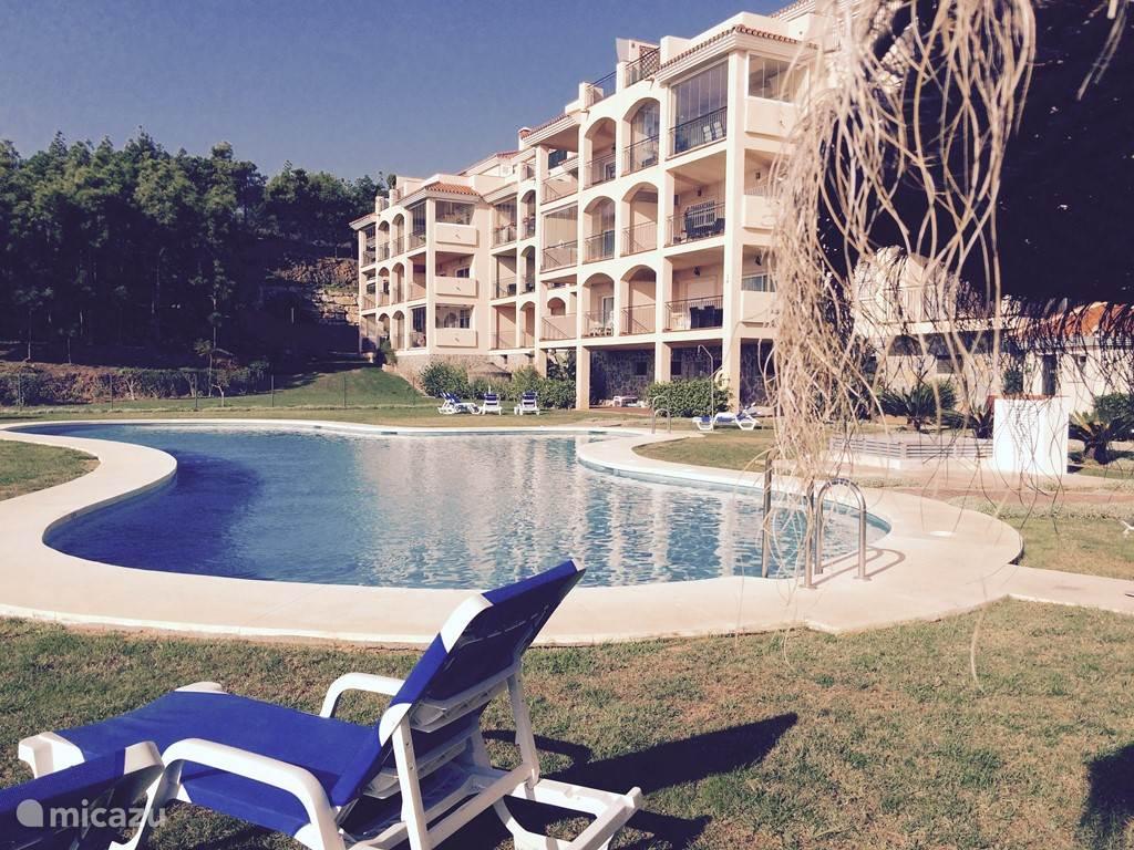 Vakantiehuis Spanje, Costa del Sol, Mijas-Costa appartement Nieuw Appartement Pinares Bonsai
