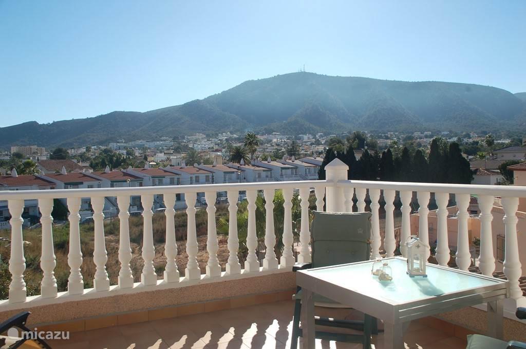 Vakantiehuis Spanje, Costa Blanca, Albir appartement Mooi op zuiden gelegen appartement