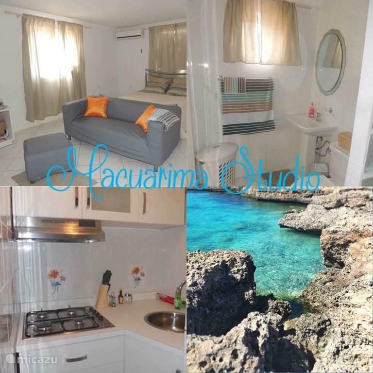 Vakantiehuis Aruba, Centraal Aruba, Santa Cruz Studio Macuarima Vacation Studio
