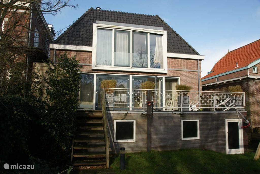 Vakantiehuis Nederland, Noord-Holland, Egmond aan Zee - villa Luxe Vakantievilla dichtbij Strand