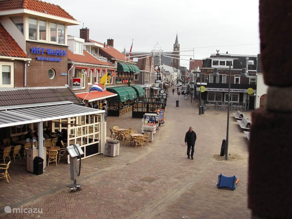 Winkels en restaurant op loopafstand