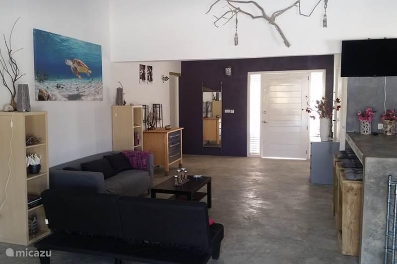 Vacation rental Bonaire, Bonaire, Kralendijk Holiday house Cas Bonbaco