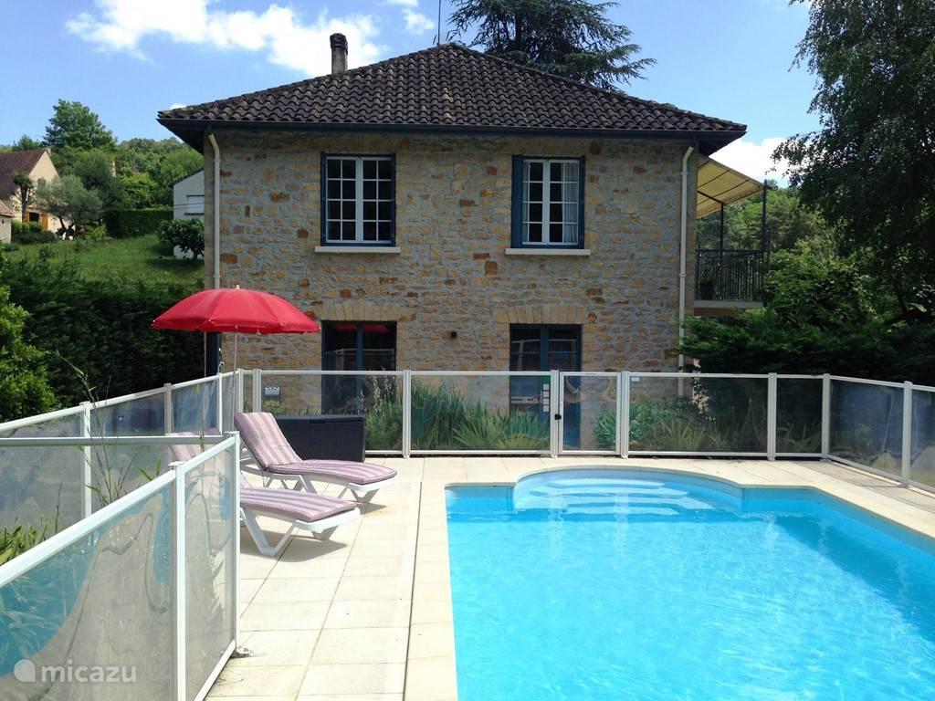 Vakantiehuis Frankrijk, Dordogne, Sarlat-La-Caneda Vakantiehuis Sarlat