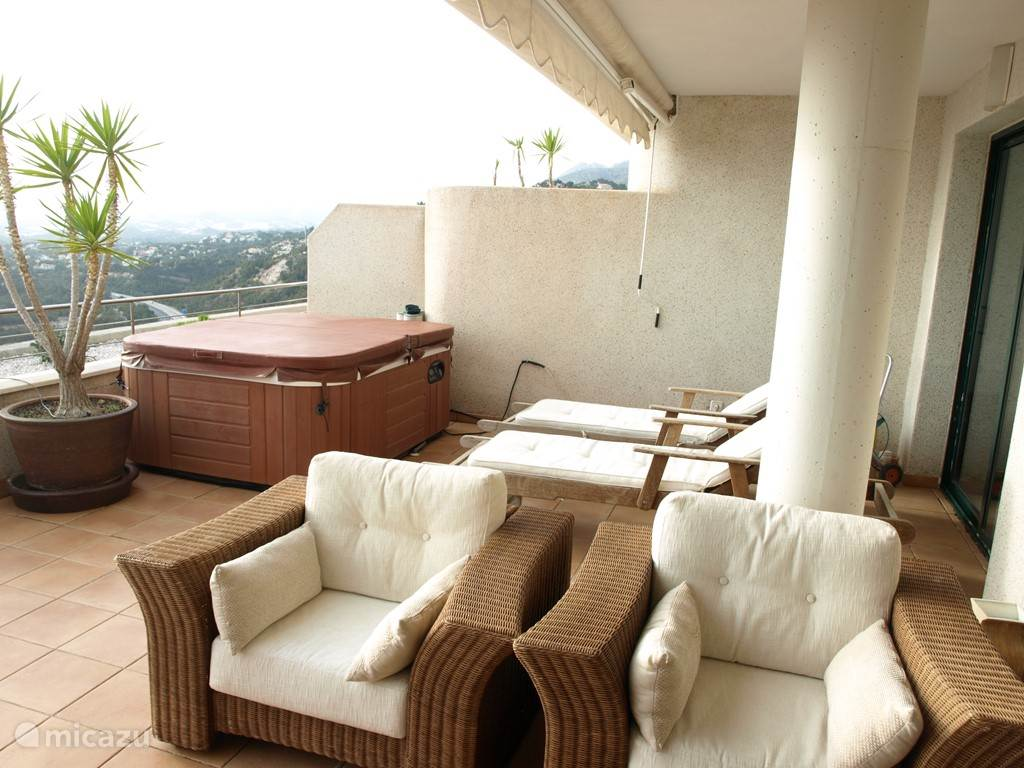 Vakantiehuis Spanje, Costa Blanca, Altea Hills - appartement Appartement Bahia Altea