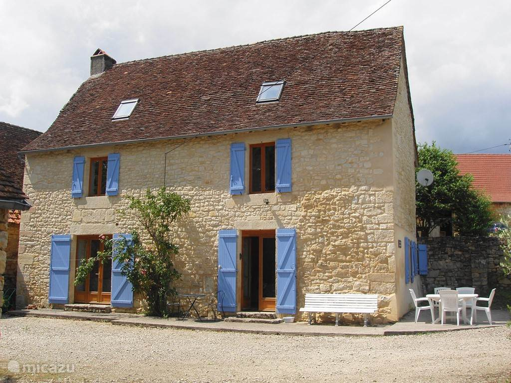 Vacation rental France, Dordogne, Saint-Rabier Farmhouse Rolfière
