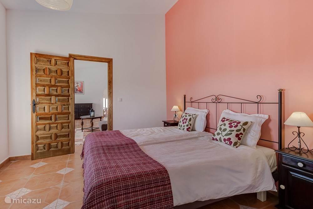 Slaapkamer appartement Granada