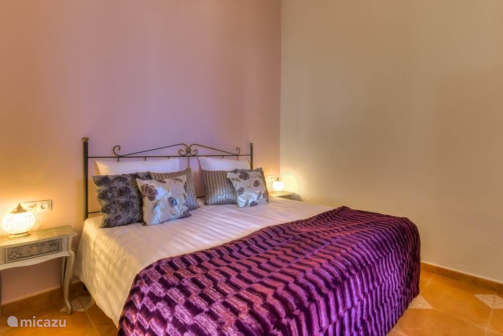 Slaapkamer appartement Cereza