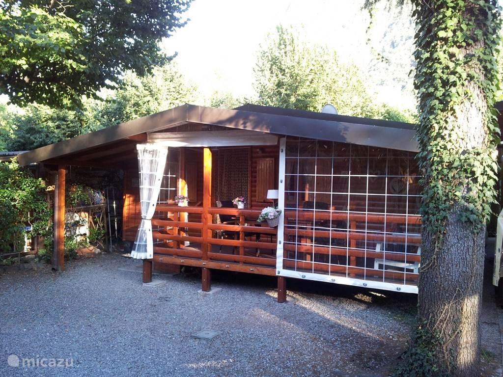 Vacation rental Italy, Italian Lakes, Porlezza chalet Casaviacomo chalets 1