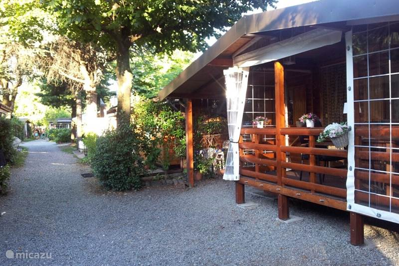 Vakantiehuis Italië, Italiaanse Meren, Porlezza Chalet Casaviacomo chalets 1