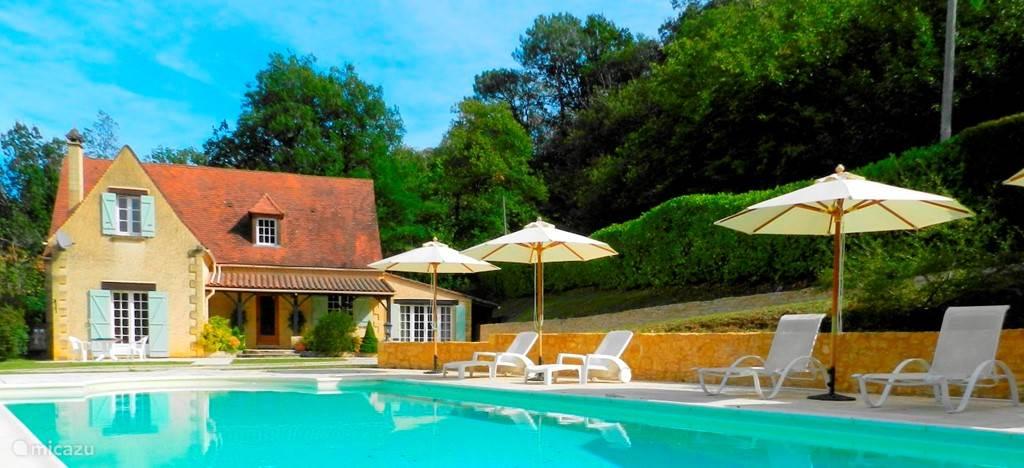 Vakantiehuis Frankrijk, Dordogne, Domme Vakantiehuis Domme