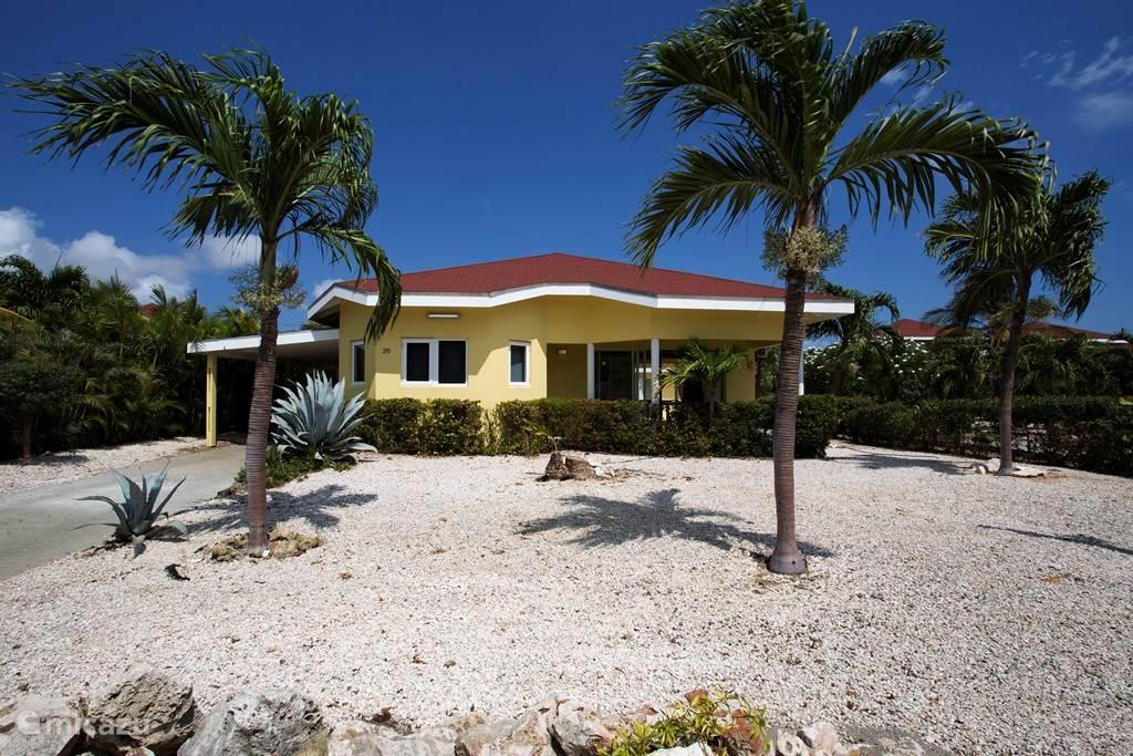 Vakantiehuis Curacao, Banda Ariba (oost), Montan'i Rei vakantiehuis Vakantiehuis Recompensa Park 26