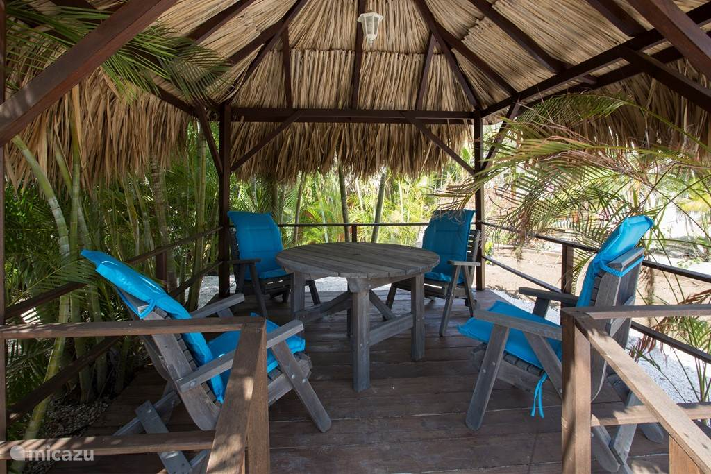 Palapa with shady seating