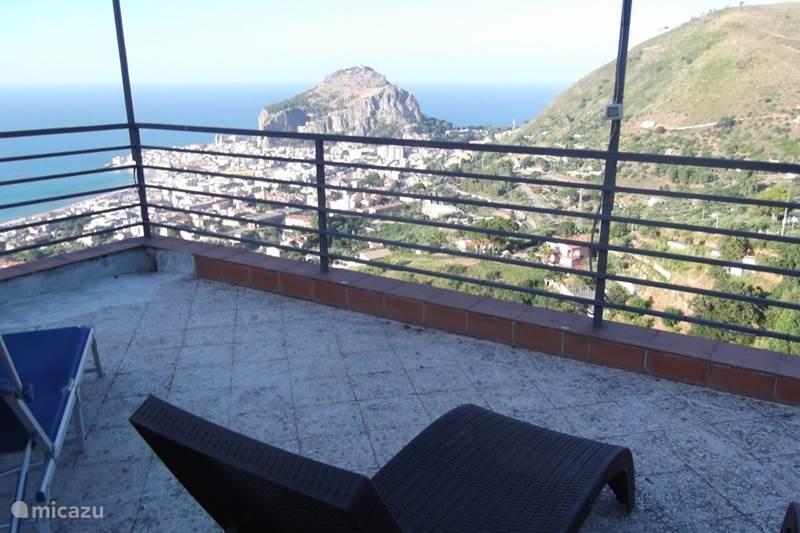 Vakantiehuis Italië, Sicilië, Cefalù Appartement Il Fico D'India