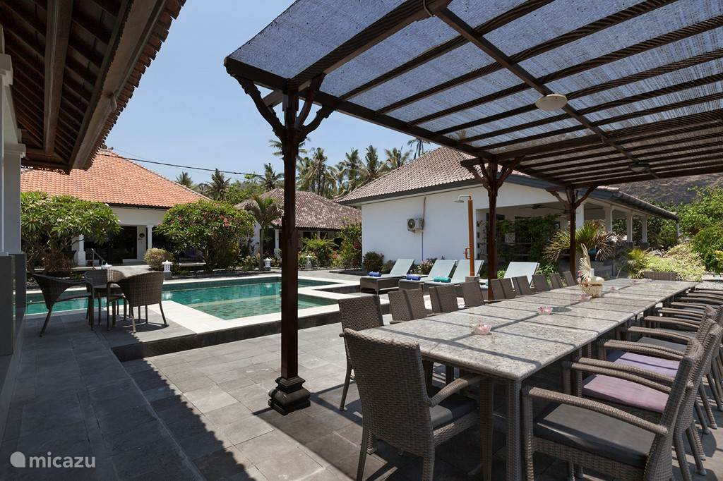 Vacation rental Indonesia, Bali, Karangasem Bungalow Bugbug Beach Resort