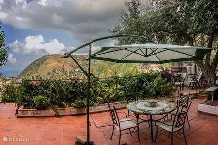 Vakantiehuis Italië, Sicilië, Cefalù appartement Il Nido