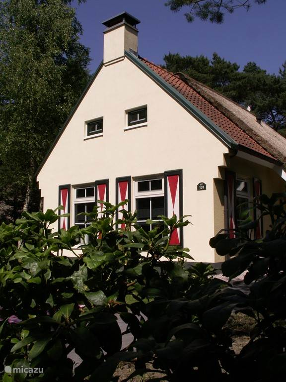 Holiday parks, Netherlands, Drenthe, Diever, holiday house Luxury holiday home Diever