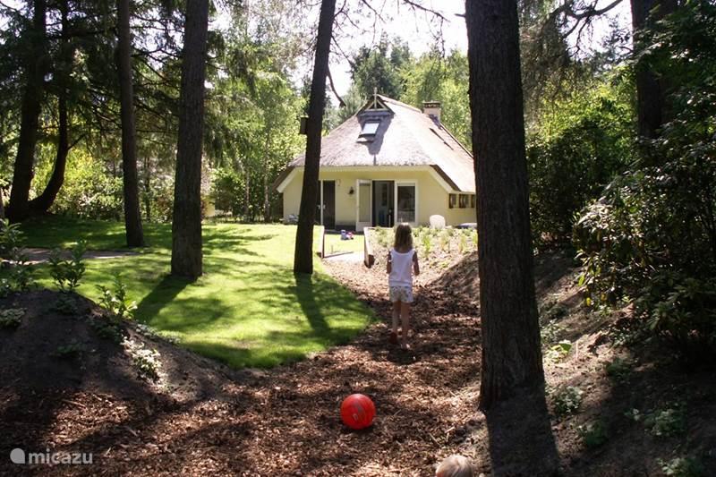 Vakantiehuis Nederland, Drenthe, Diever Vakantiehuis Luxe vakantiehuis Diever