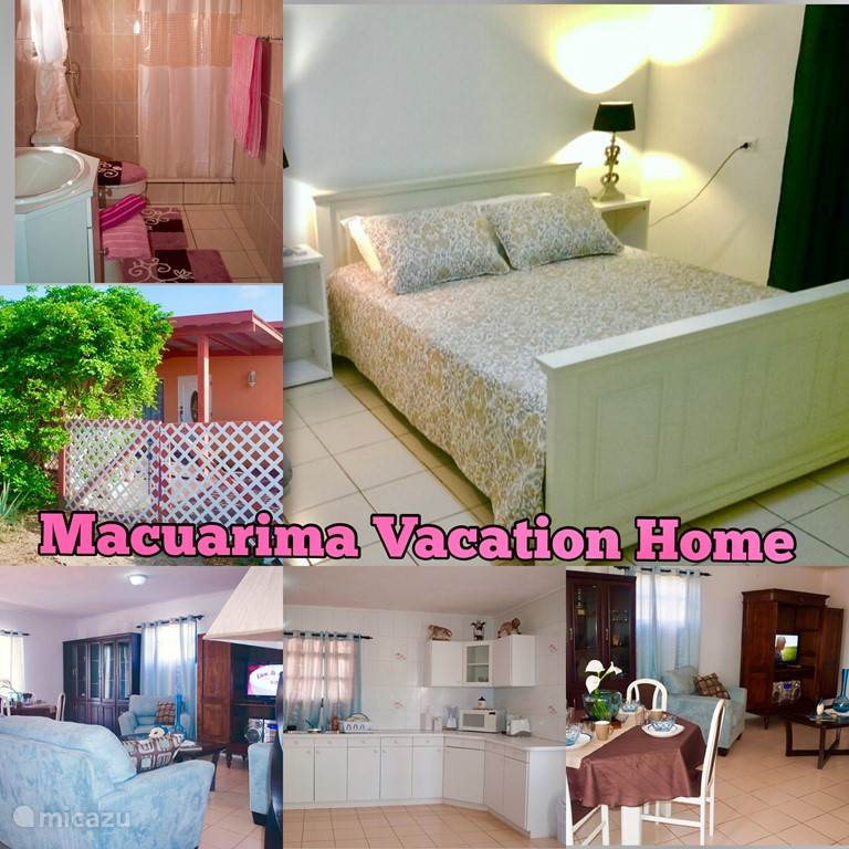 Vacation rental Aruba, Aruba Central, Santa Cruz holiday house Macuarima Vacation