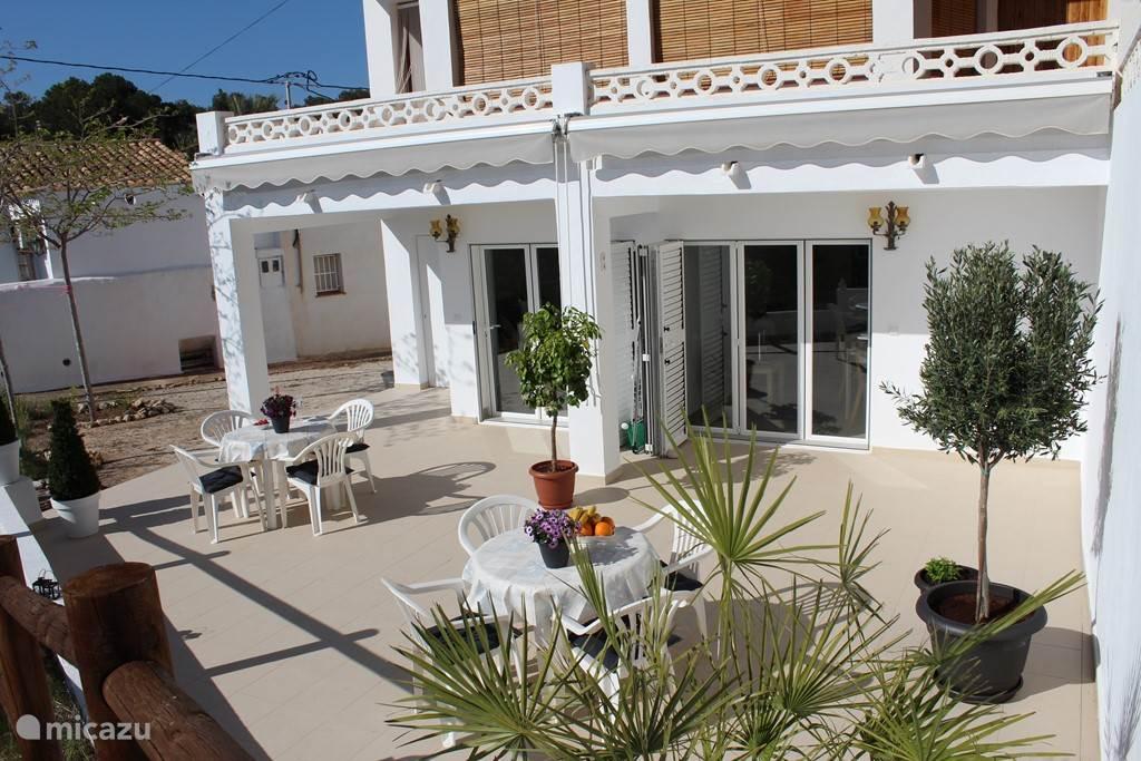 Vakantiehuis Spanje, Costa Blanca, Benissa appartement Casa Soleado