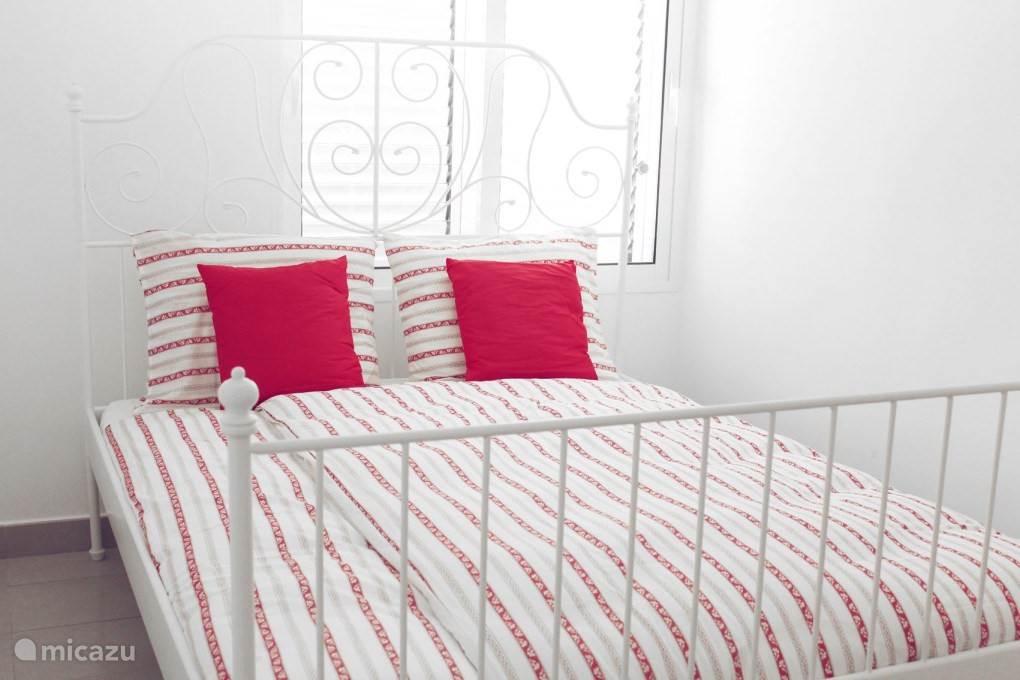 Heerlijk bed in Casa Espana.