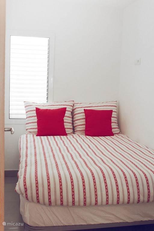 Het tweede bed.