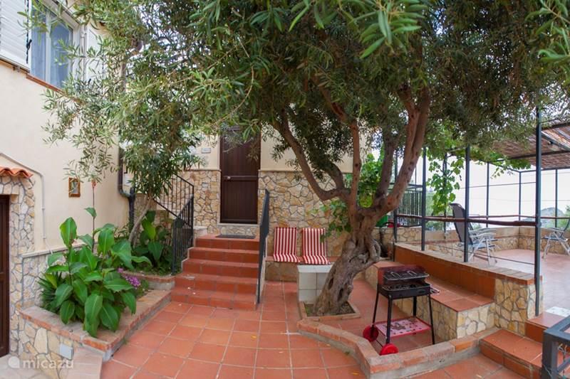Vakantiehuis Italië, Sicilië, Cefalù Appartement L'Oleandro