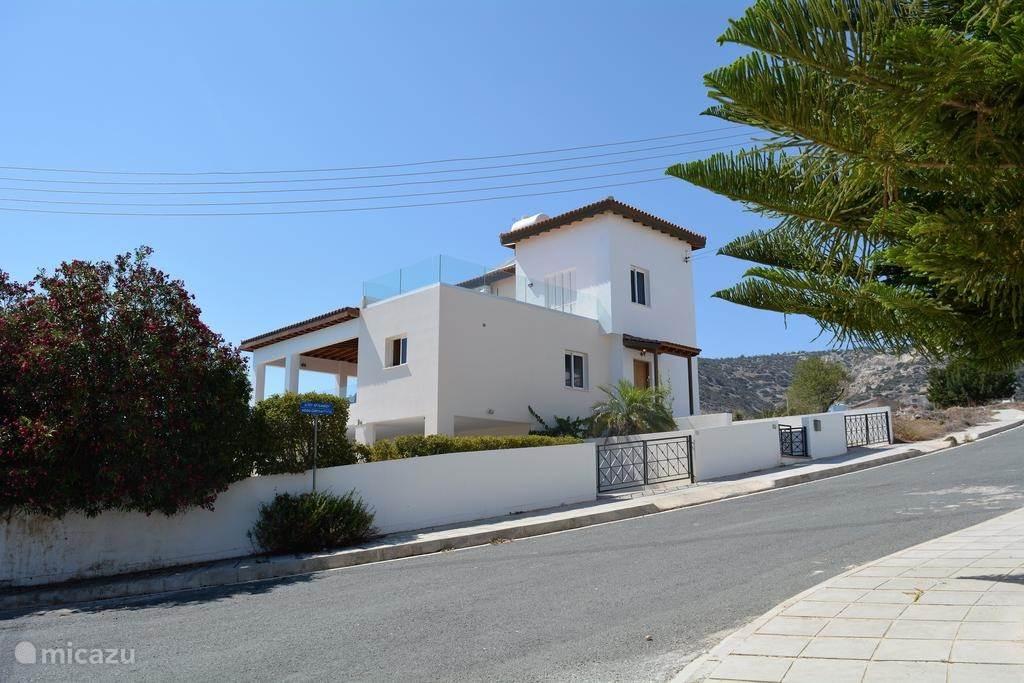 Vakantiehuis Cyprus, Paphos, Coral Bay Villa Villa Yaaf