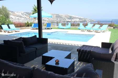 Vacation rental Turkey, Aegean Sea, Gündogan villa Villa Melegim