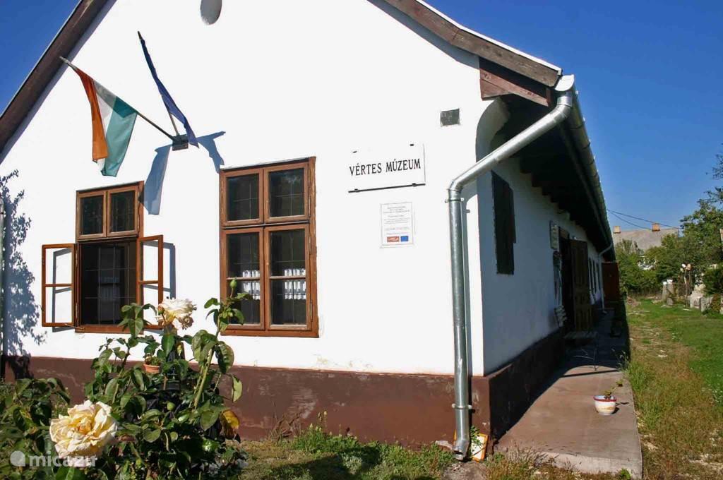 The Vértes Museum