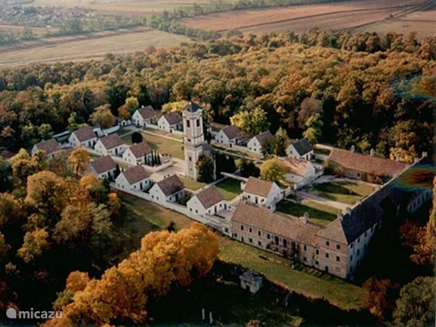 The monastery Majk