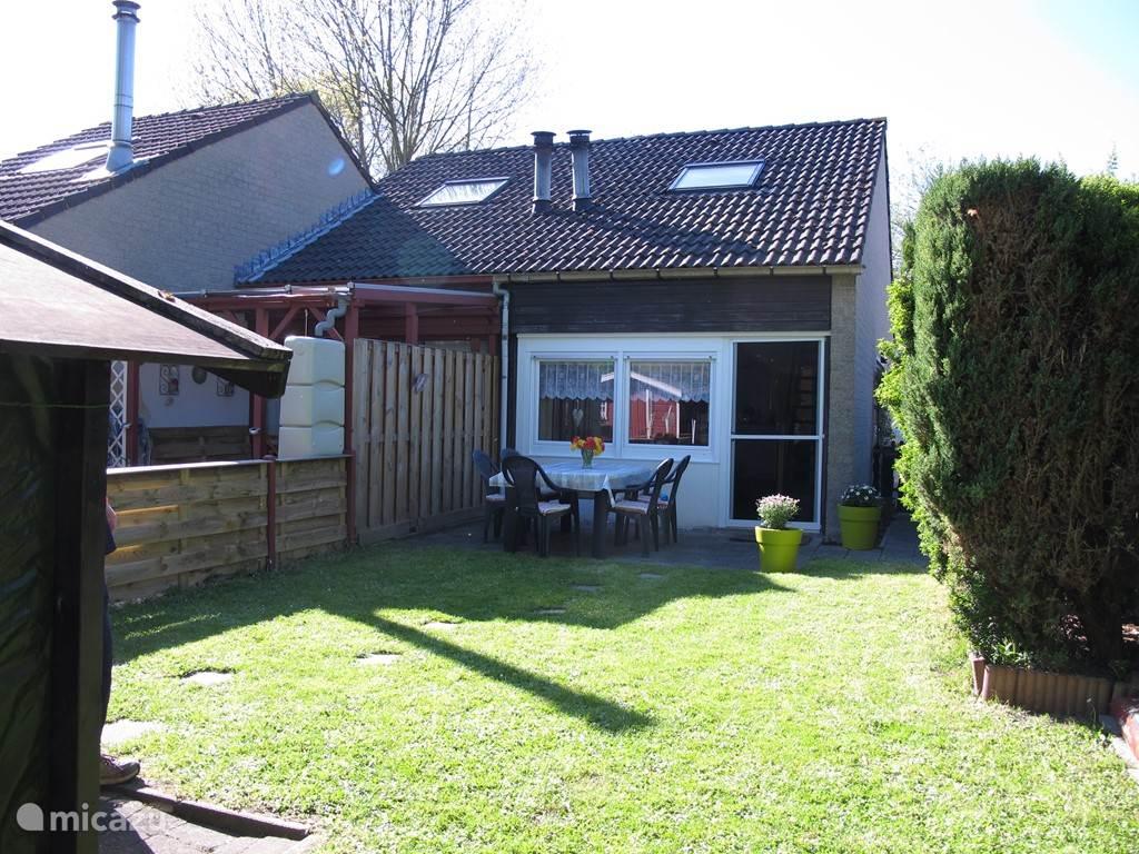 Vakantiehuis Nederland, Zeeland, Bruinisse - bungalow De Tong 52