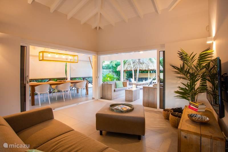 Vakantiehuis Curaçao, Banda Ariba (oost), Jan Thiel Villa Villa Dushi Fleur