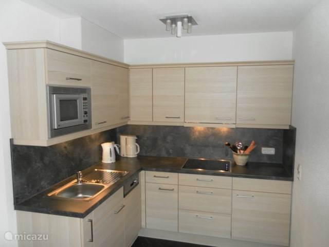 Kitchen Apartment Bergnarcis