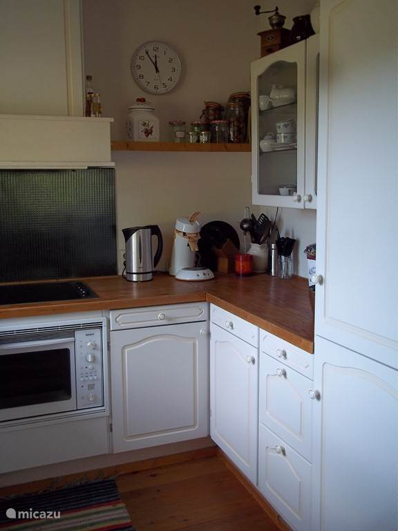 Open keuken.