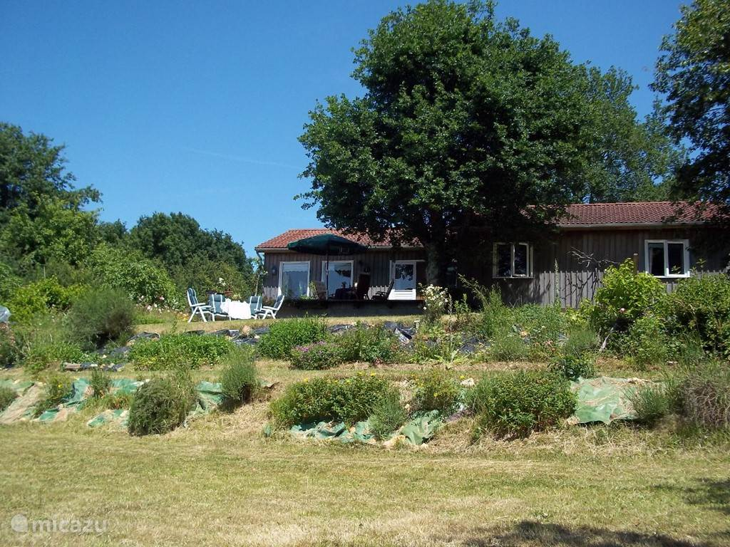 Vacation rental France, Dordogne, Bourrou Bungalow Bourrou-Hasewinkel