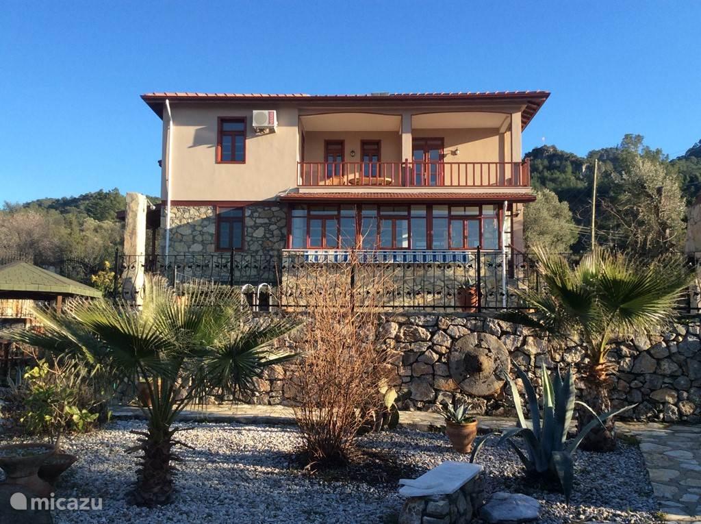 Vakantiehuis Turkije, Lycische Kust, Fethiye villa Dreamansa