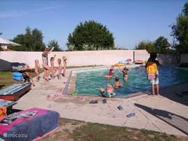 Zwembad 7x14