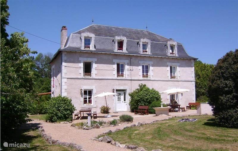 Vakantiehuis Frankrijk, Dordogne, Saint-Saud-Lacoussière Vakantiehuis Cezanne