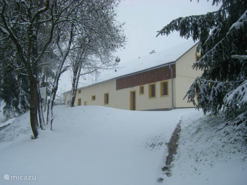 Vacation rental Czech Republic, Giant Mountains, Lampertice holiday house Holidayhome-Jama