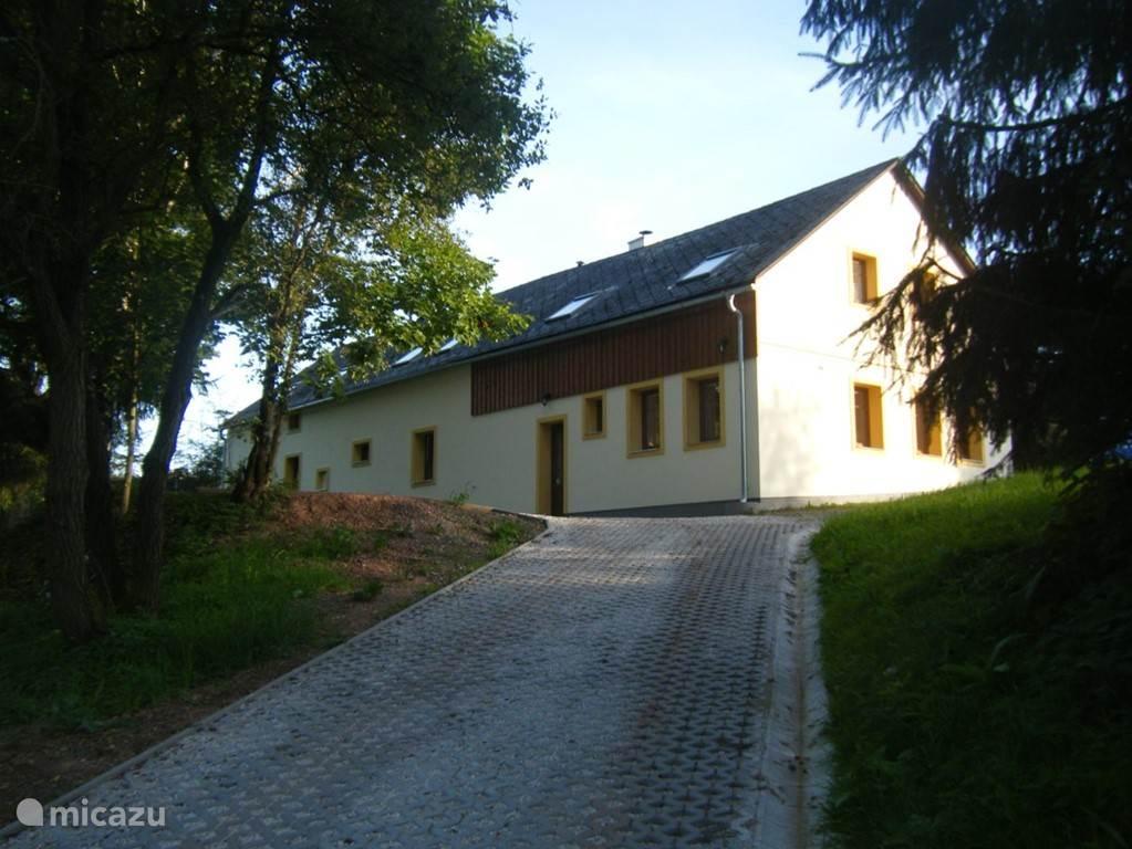 Vakantiehuis Tsjechië, Reuzengebergte, Lampertice Vakantiehuis Vakantiehuis-Jama