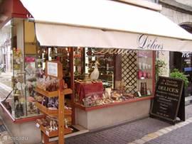 Rue de Limoges in Periqueux
