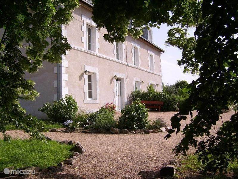 Vakantiehuis Frankrijk, Dordogne, Saint-Saud-Lacoussière Vakantiehuis Le Grand Etang