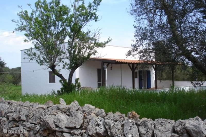 Vakantiehuis Italië, Apulië (Puglia) , San Michele Salentino Villa Casa Palagonia