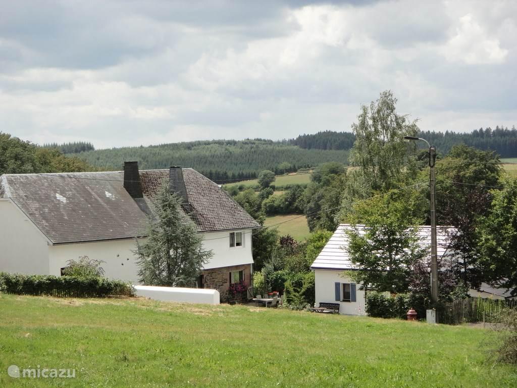 Vacation rental Belgium, Ardennes, Amel Holiday house Hawk Naturpark Hohes Venn-Eifel