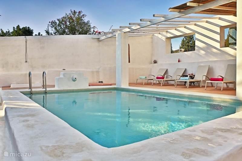 Vakantiehuis Griekenland, Rhodos, Lahania Villa Villa Meltemi (chloor-vrije  pool)