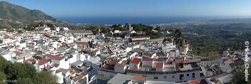 Mijas Pueblo en Mijas Costa.